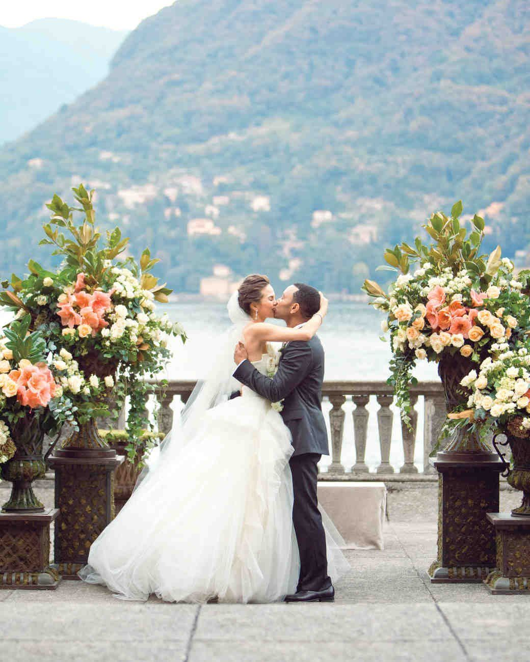 Exclusive Chrissy Teigen And John Legend S Formal Destination Wedding In Lake Como Italy Chrissy Teigen Wedding Italy Wedding Top Wedding Photographers