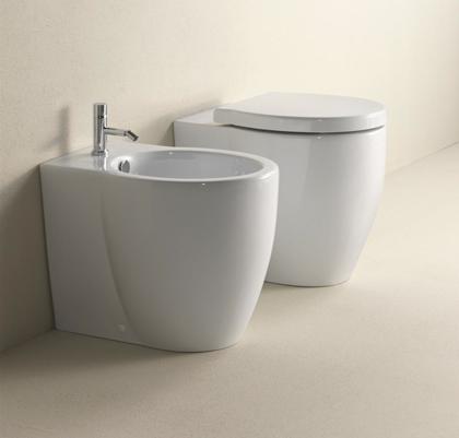 Alternativa sanitari gsi panorama big 55 37cm veb bagno - Sanitari small ...