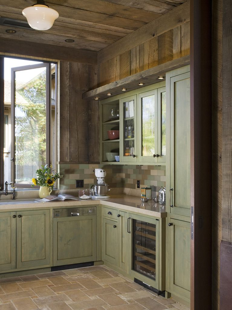 Rustic Kitchen_5
