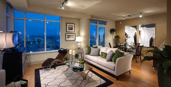 Amazing Luxury Apartments In Los Angeles | 717 Olympic Luxury Apartments In LA