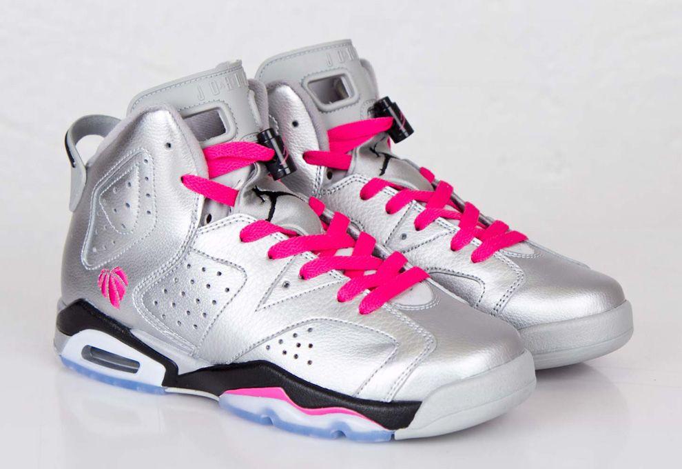 Rétro Nike Air Jordan 6 Vi Gs Valentines Citations Jour sortie livraison rapide libre choix d'expédition nouveau pas cher vraiment à vendre qualité supérieure Vnexf3e