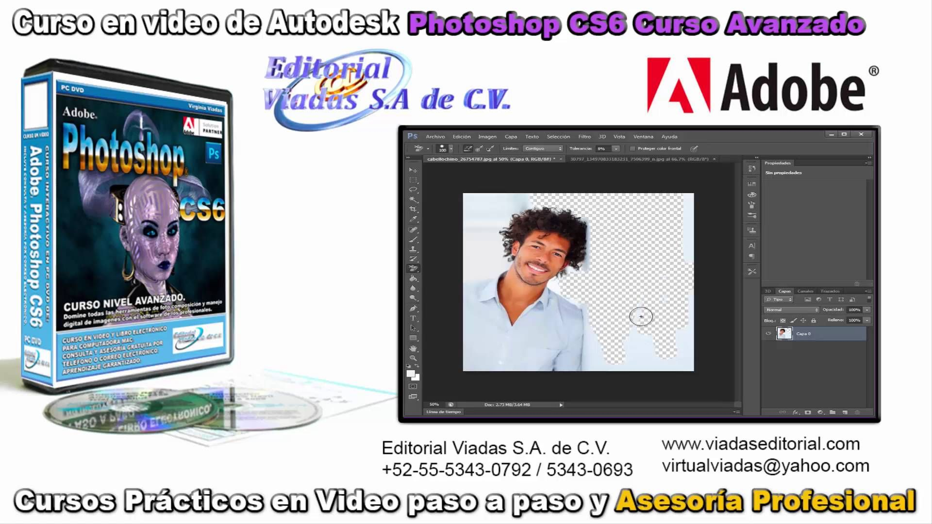Photoshop Cs6 Curso Avanzado Tutorial En Español Photoshop Cursillo Curso De Photoshop