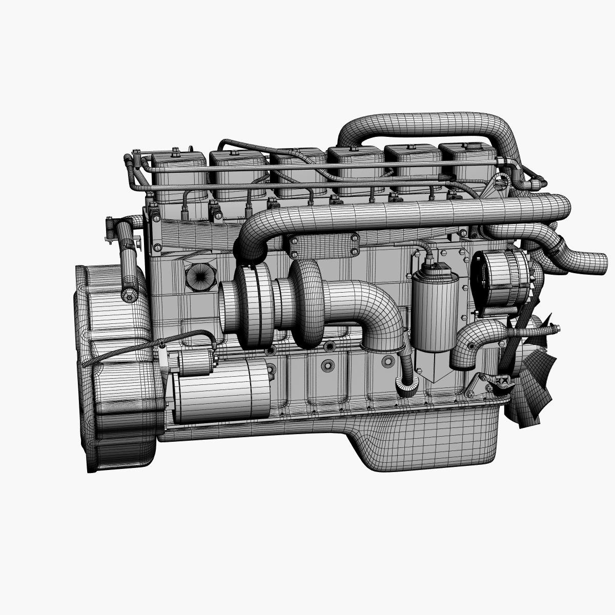 Engine Cummins 6bt Cummins Engineering
