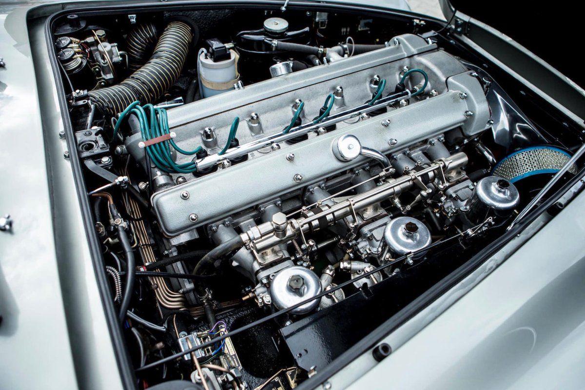 Aston Martin Db5 Engine Aston Martin Db5 Aston Martin Aston Martin Lagonda