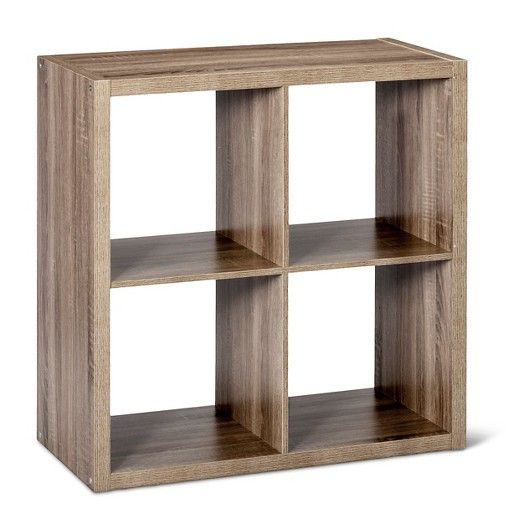 "4-Cube Organizer Shelf 13"" - Threshold™ : Target | LBI | Pinterest"