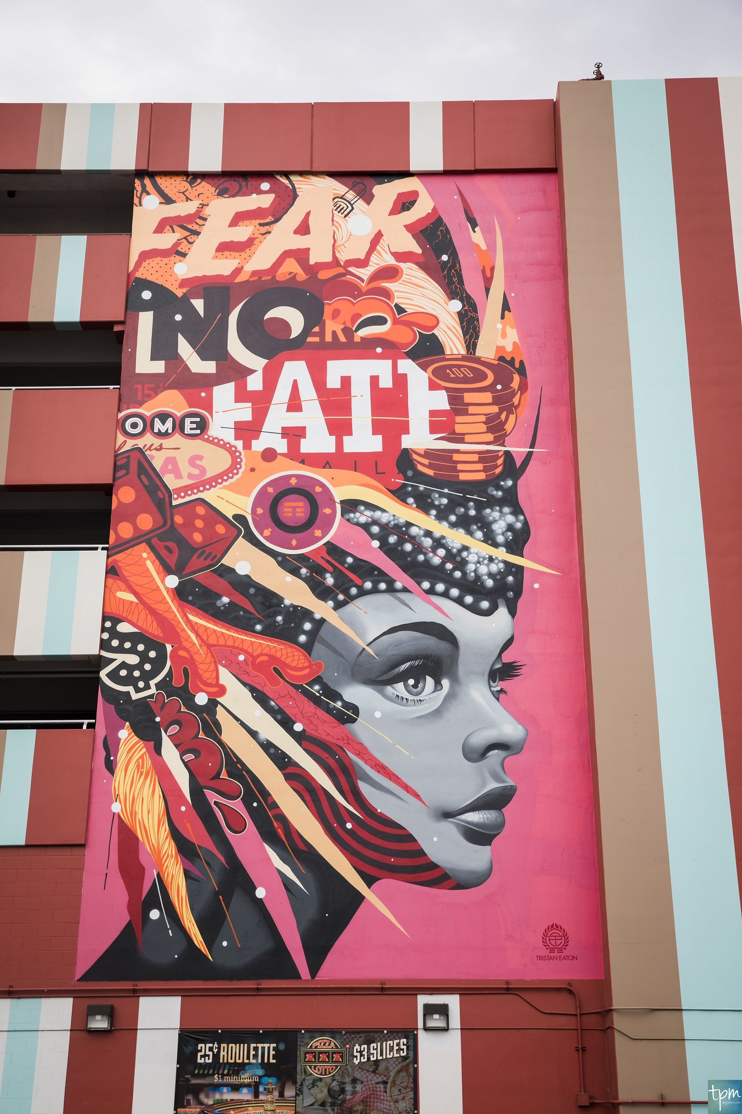 We have piled a list of most of the Las Vegas Murals around downtown Las Vegas This is a guide to help you plan your photo tour in the city of sin
