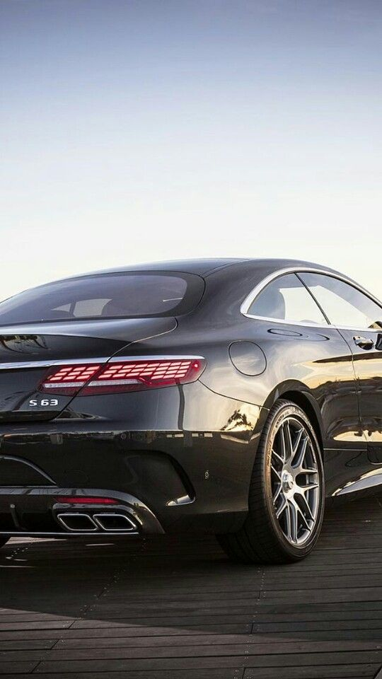 New Mercedes Amg S63 Coupe 4matic Amg 2018 Instagram