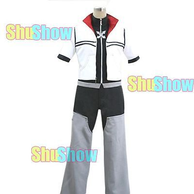 Kingdom Hearts 2 Roxas Cosplay halloween Costume any size - EXCLUSIVE DEAL! BUY NOW ONLY $64.0