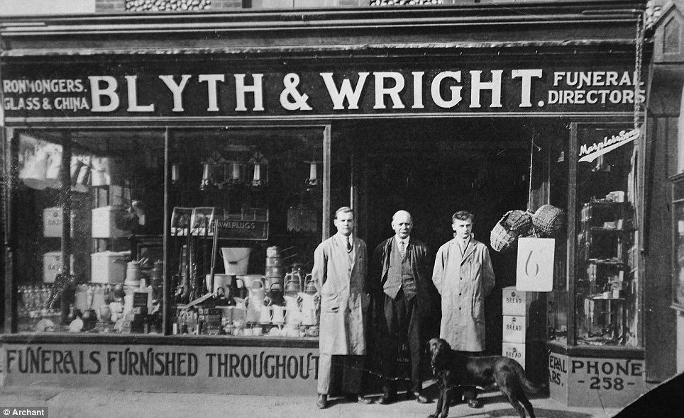 Image result for 1930S GROCERY SHOP SCOTLAND