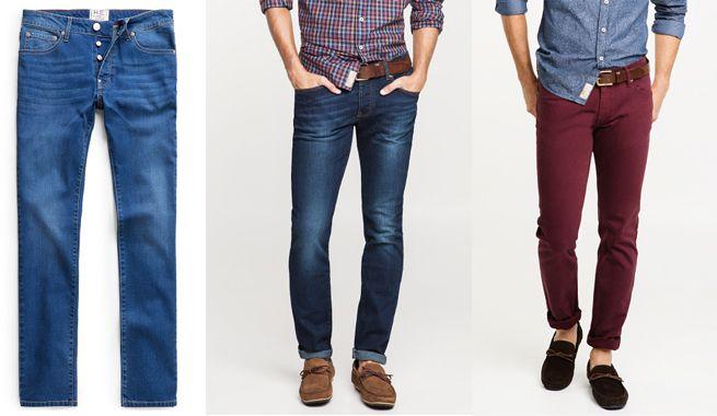 la y Jeans camisas perfecta mocasines combinación Uqxtn1x