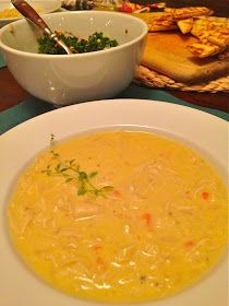 Greek: Lemon Rice Soup. Tastes just like it's from Spin-A-Yarn! #greeklemonrice