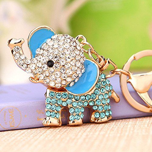 Evil Eye 2017 Fashion New Blue Evil Eye Key Chains Trendy Round Key Chains For Woman Man Jewerly Keychains Finely Processed Jewelry Sets & More