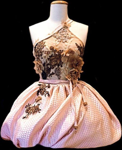Spring Leaf Dress