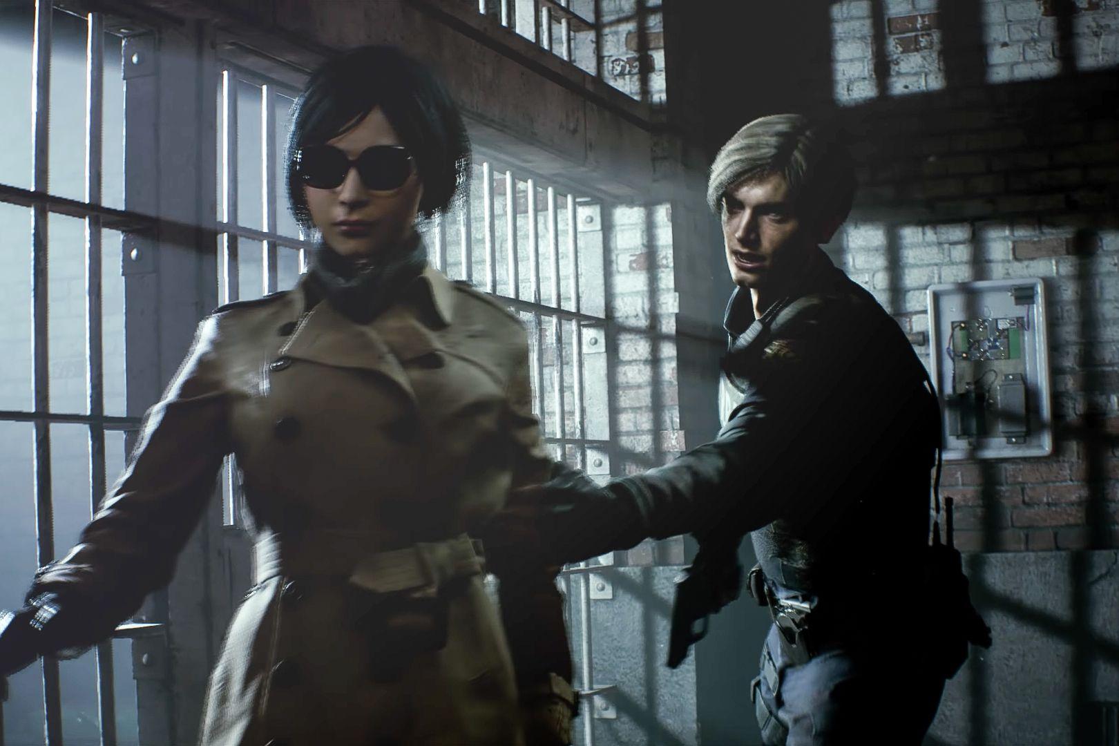 The New Trailer For Resident Evil 2 Remake Showcases Ada Wong