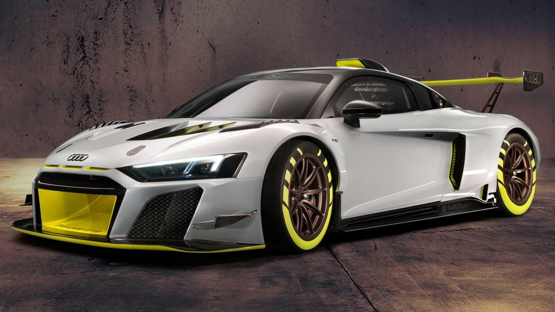 2020 Audi R8 Lms Gt2 Is A Wild Race Car With 630 Hp Race Cars Audi R8 Audi