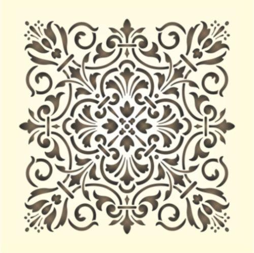 Maler Wandschablone Schablone Historisches Ornament 13 Wandschablonen Schablonen Schablone Fur Wand