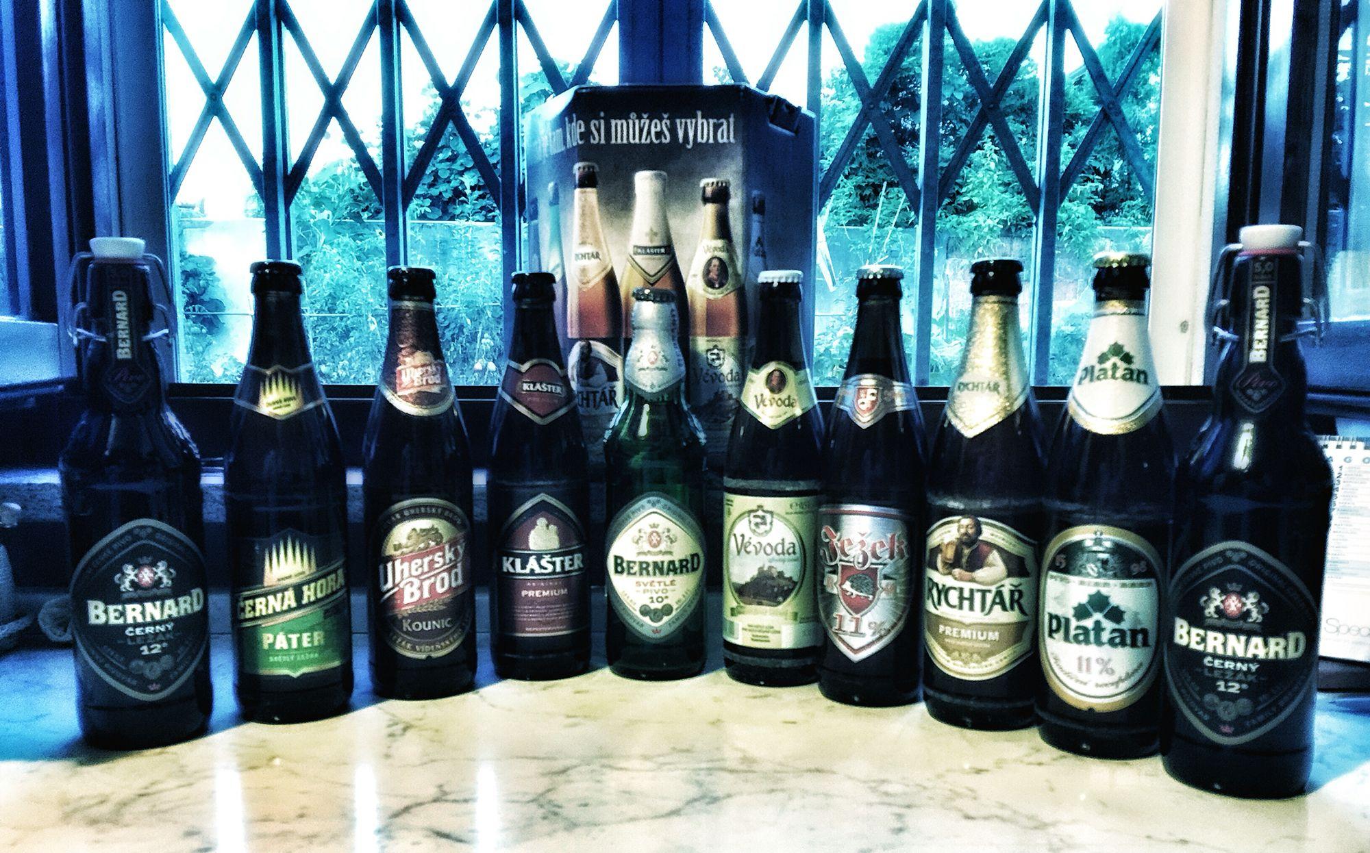 Birre Repubblica Ceca