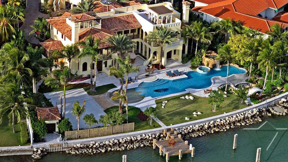 Image result for La Villa Contenta Beach mansion, Miami