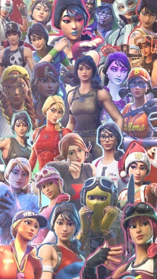 Fortnite Best gaming wallpapers, Gaming wallpapers, Cute