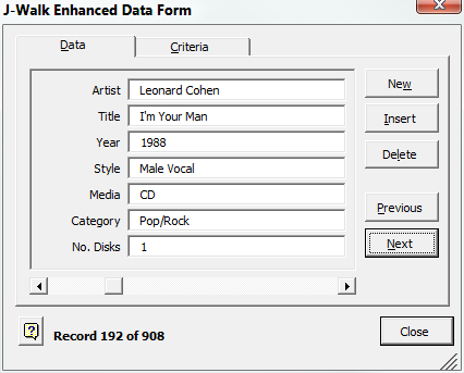 Free download of user-form for data entry | Excel | Microsoft excel