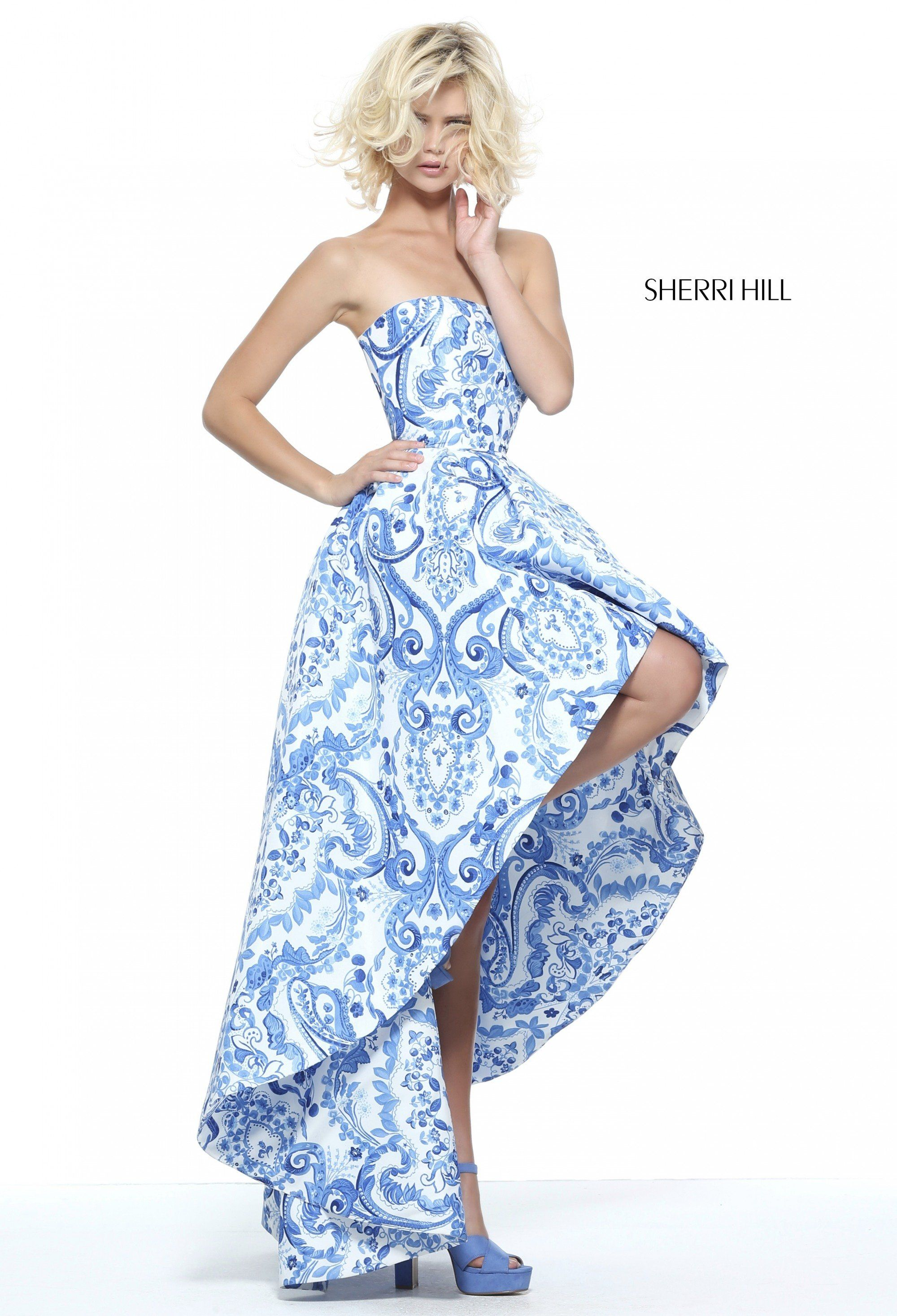 Sherri hill prom formal and clothes