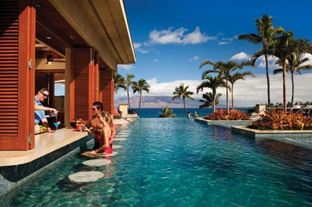 9 Awesome Hotel Bars You Can Swim Up To