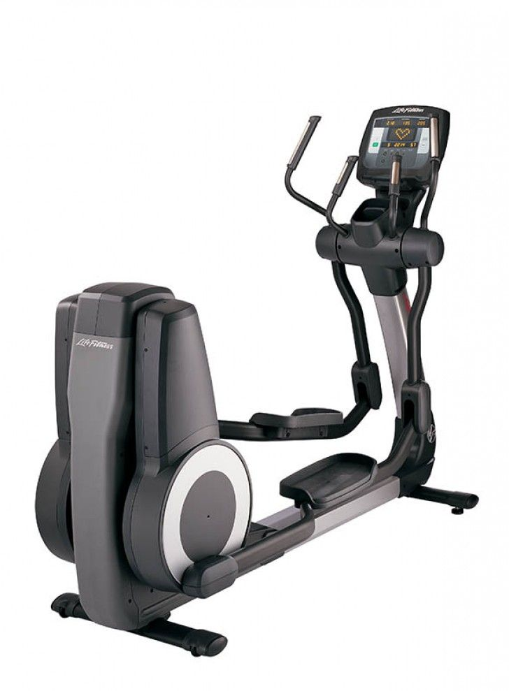 Ellipticals crosstrainer life fitness 95x achieve