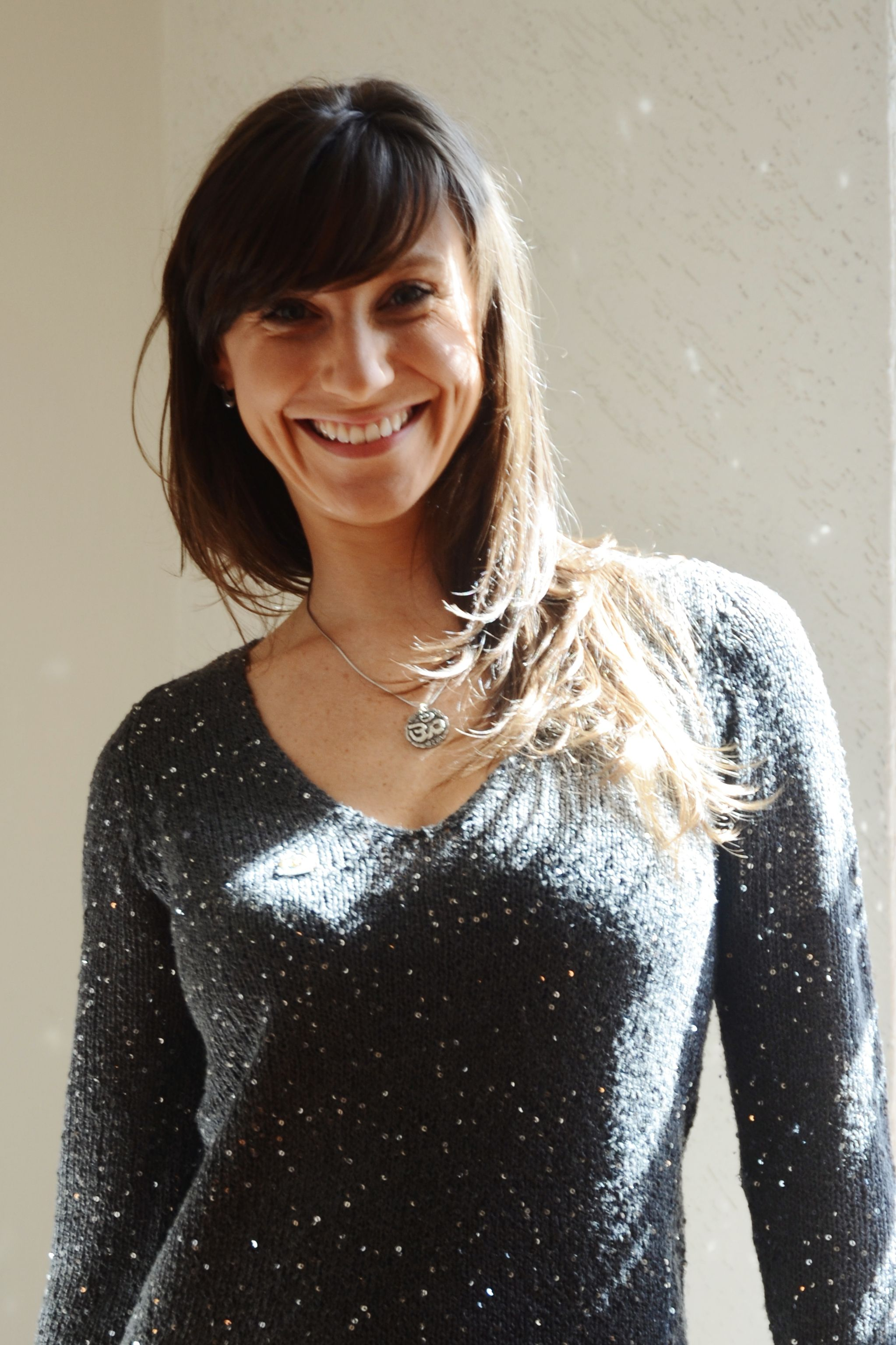 Instrutora Samantha Linsmeyer, instrutora e diretora de atendimento do Espaço Cultural Batel.