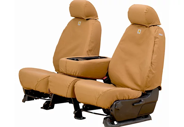 Carhartt Duck Weave Seat Covers Truck Seat Covers Seat Covers Tactical Seat Covers