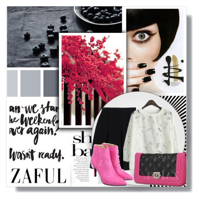 """""""Zaful 2/19"""" by selmaaaa-1 ❤ liked on Polyvore featuring Alexander Wang and zaful"""