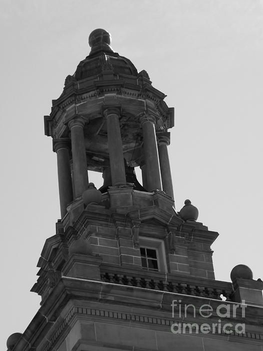 Norwalk Court House Tower When the Bell tolls