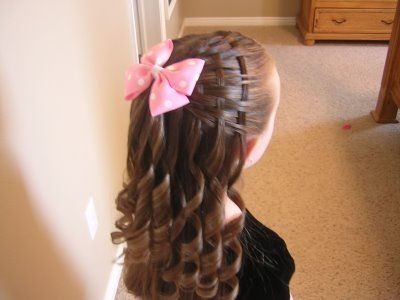 Easter Basket Hairstyle Kids Hairstyles Princess Hairstyles Easter Hairstyles
