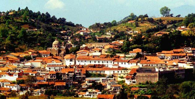 Sultepec Mexico Desconocido Rutas Villa Empedrados