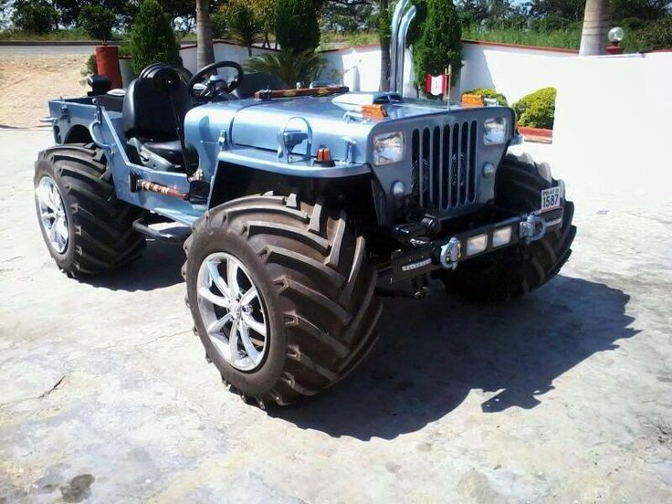 Modified Jeeps India Jipler
