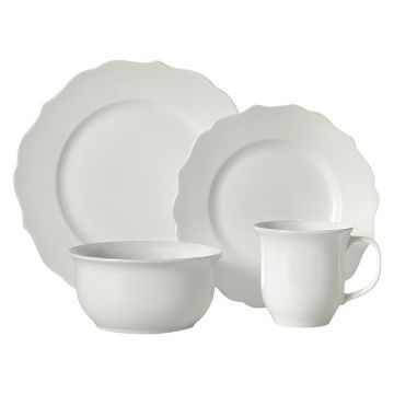 Threshold™ Scallop Dinnerware Collection  sc 1 st  Pinterest & Threshold™ Scallop Dinnerware Collection | My Own Place | Pinterest ...