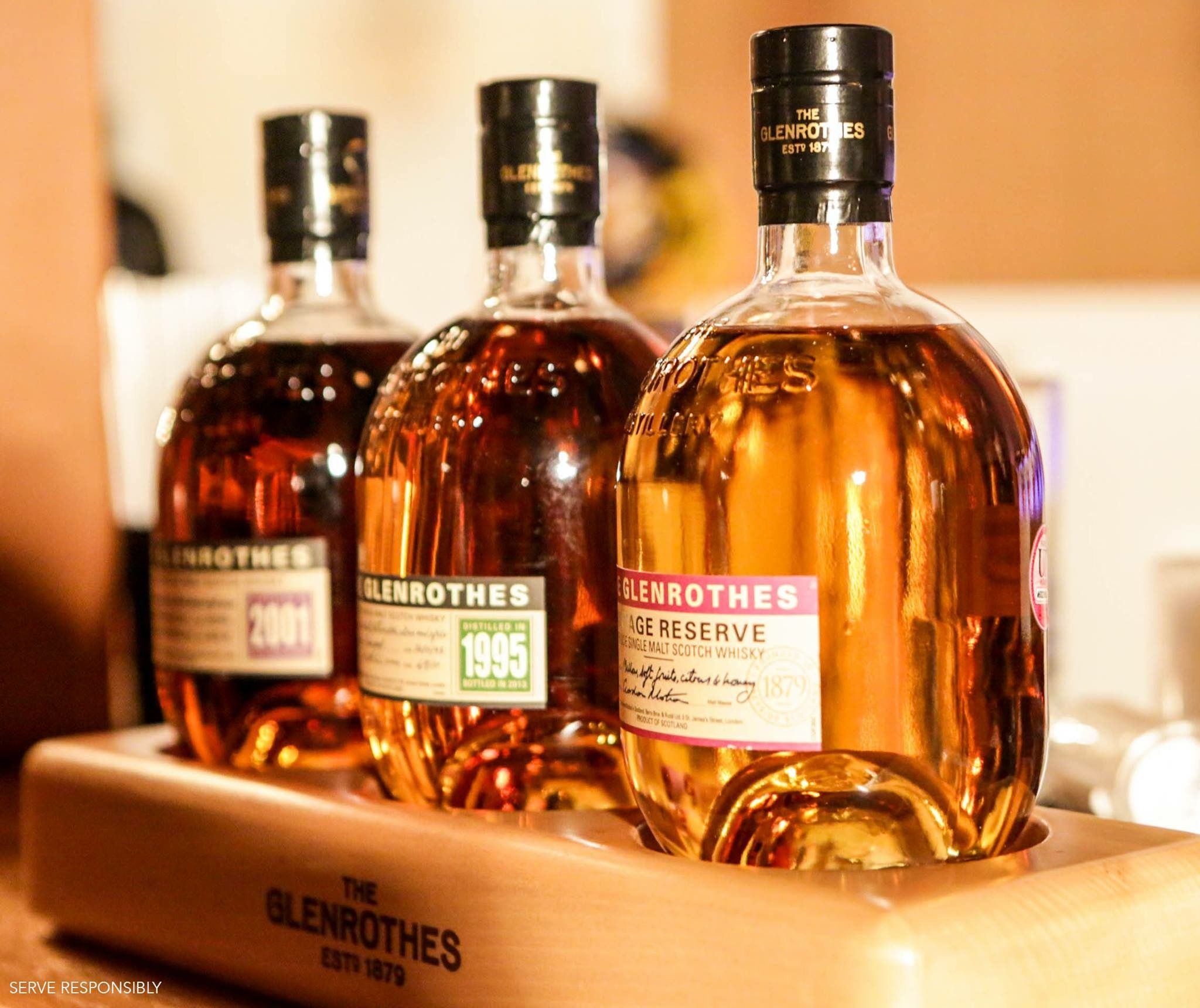 Glenrothes choice