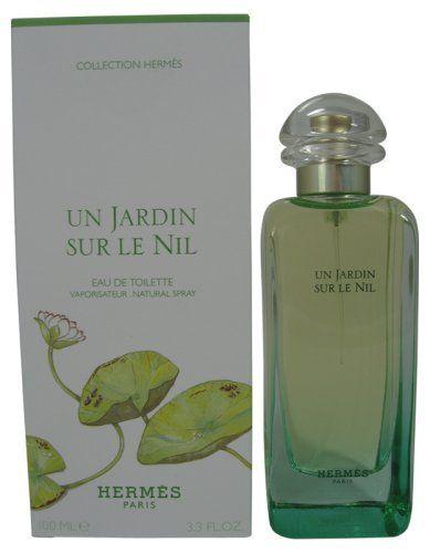 Un Jardin Sur Le Nil By Hermes For Men Eau De Toilette Spray 3 3