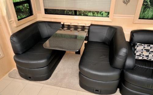 Flexsteel Dinettes, RV Furniture, | Glamper Make Over | Rv