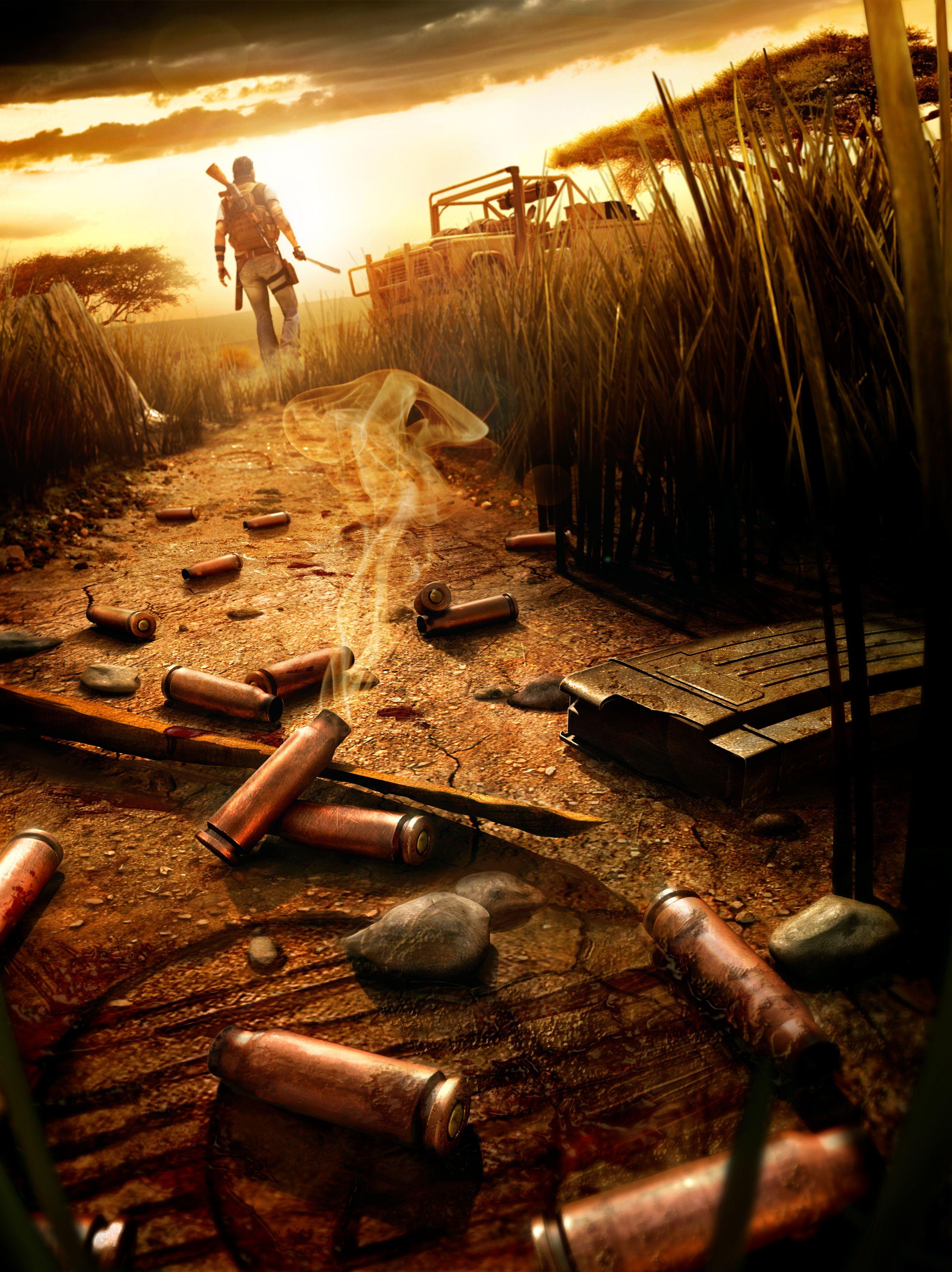 Far Cry 2 Fondo De Pantalla De Humo Fondo De Pantalla De