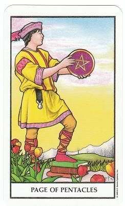 Connolly Tarot | Tarot Pages: Pentacles / Earth in 2019