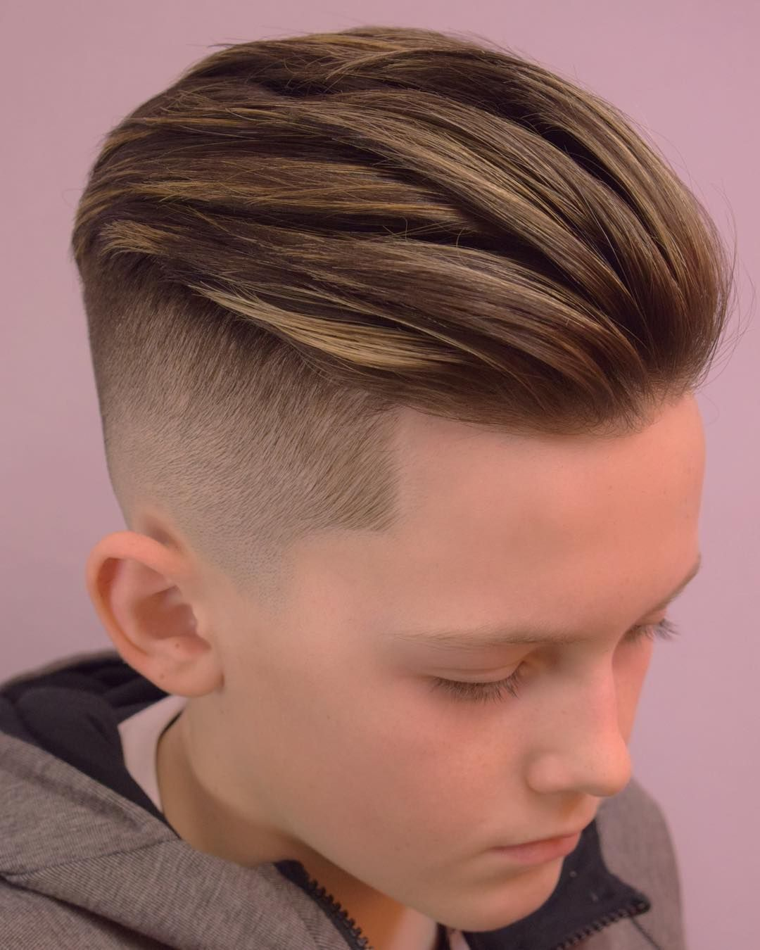 Hairstyles For Kids Undercuts Hairstyles Boys  Textured Hairstyles & Haircuts