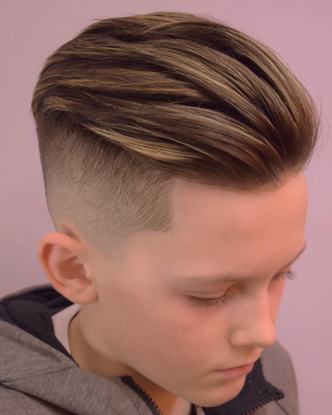 undercuts hairstyles boys undercut