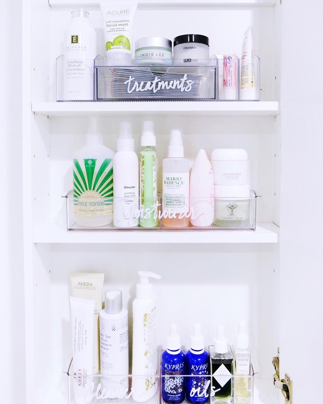 domino (@dominomag) | Organize - Bathroom | Pinterest | Organizing ...