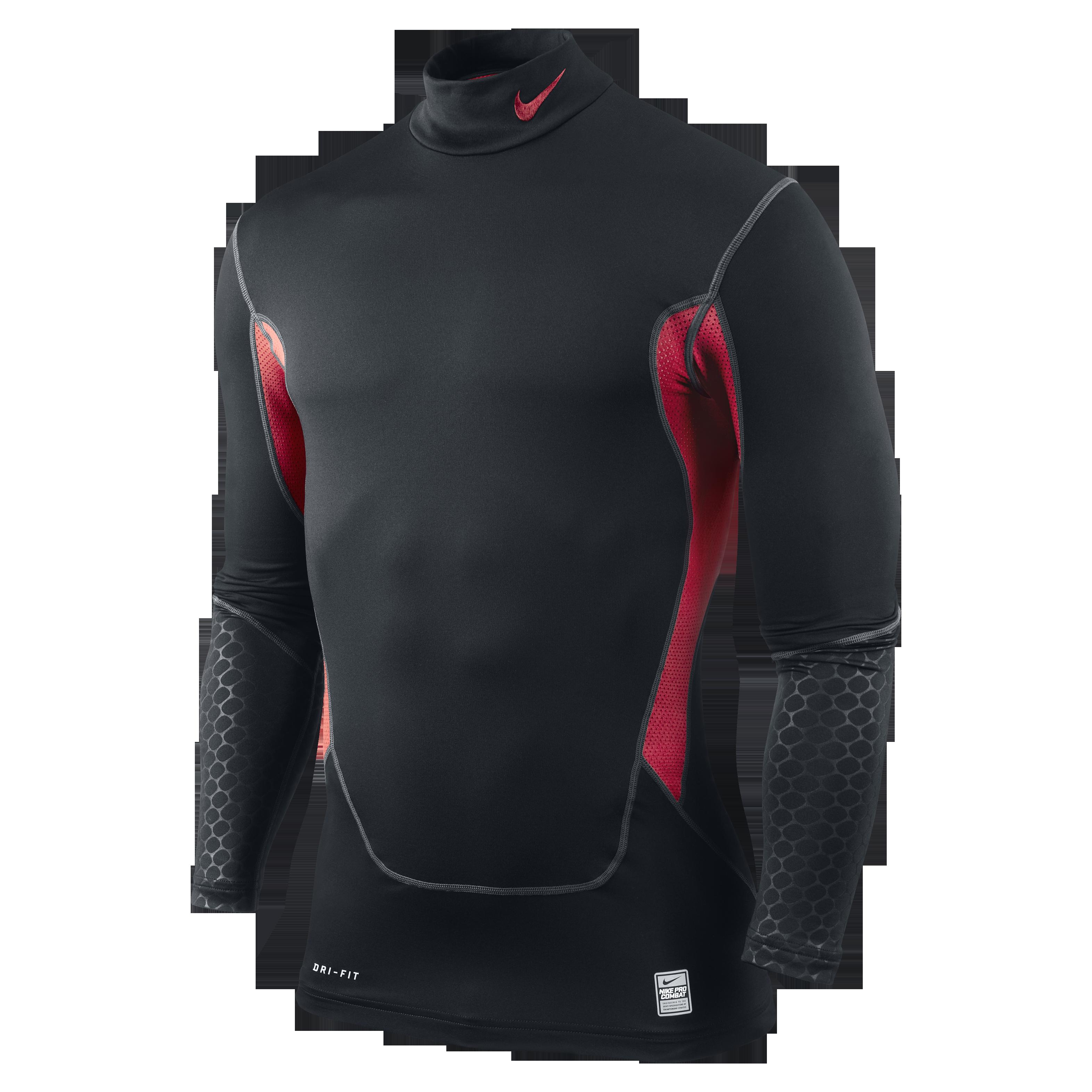 ef5f7541c1d0 Nike Pro Combat Red