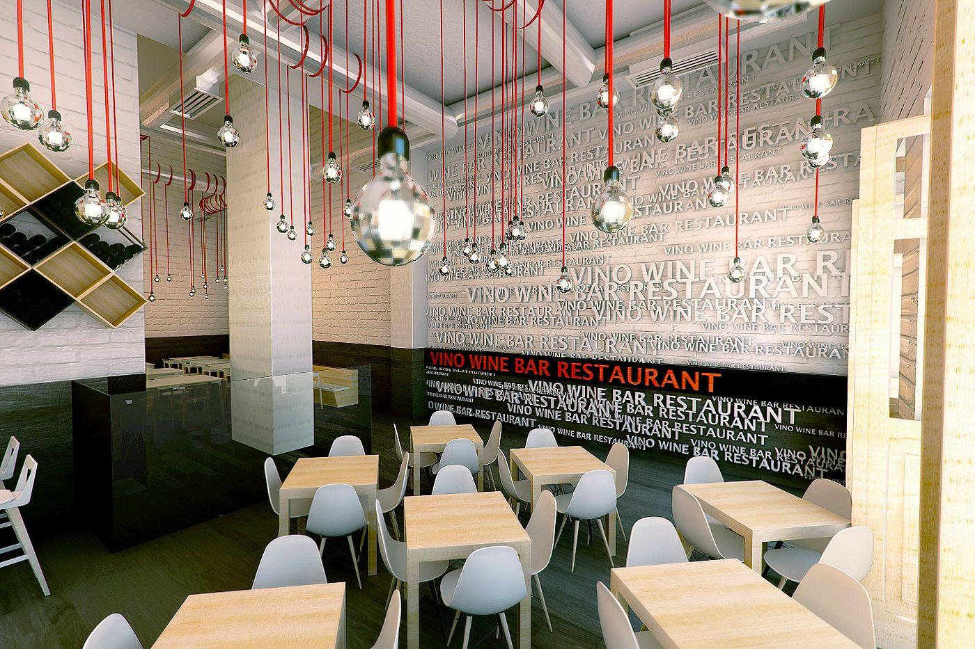 vino wine bar restaurant | projects | Pinterest