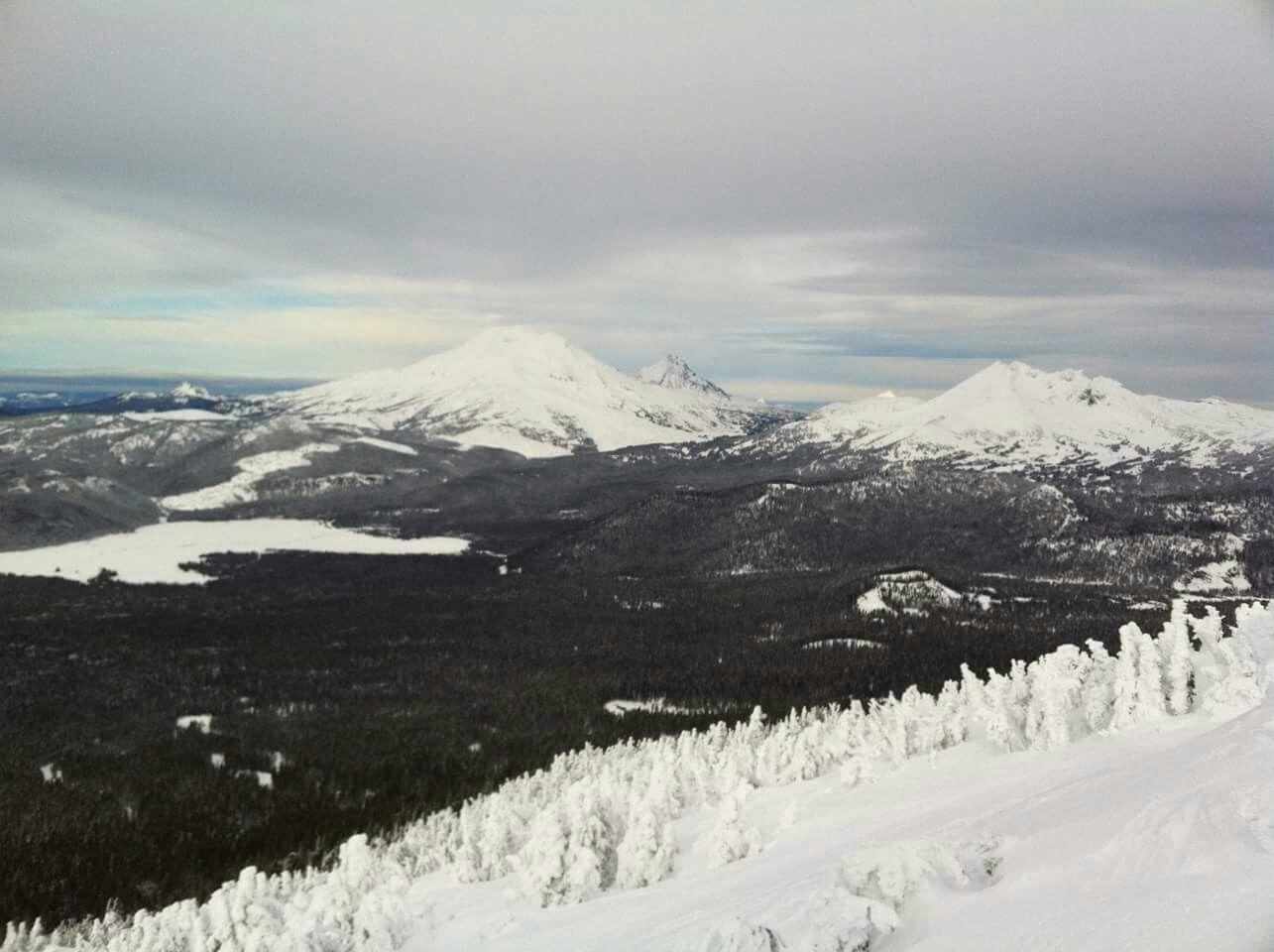 Mt. Bachelor, Bend, Oregon
