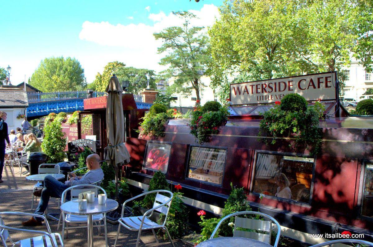 Cafe Laville Maida Vale Menu