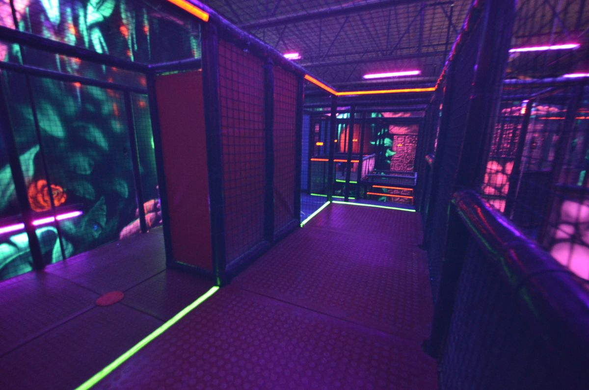 Laser Tag We Design Manufacture And Install Laser Tag Arenas Great Addition To Your Fec Contact Us At Playground Design Indoor Playground Indoor Playroom
