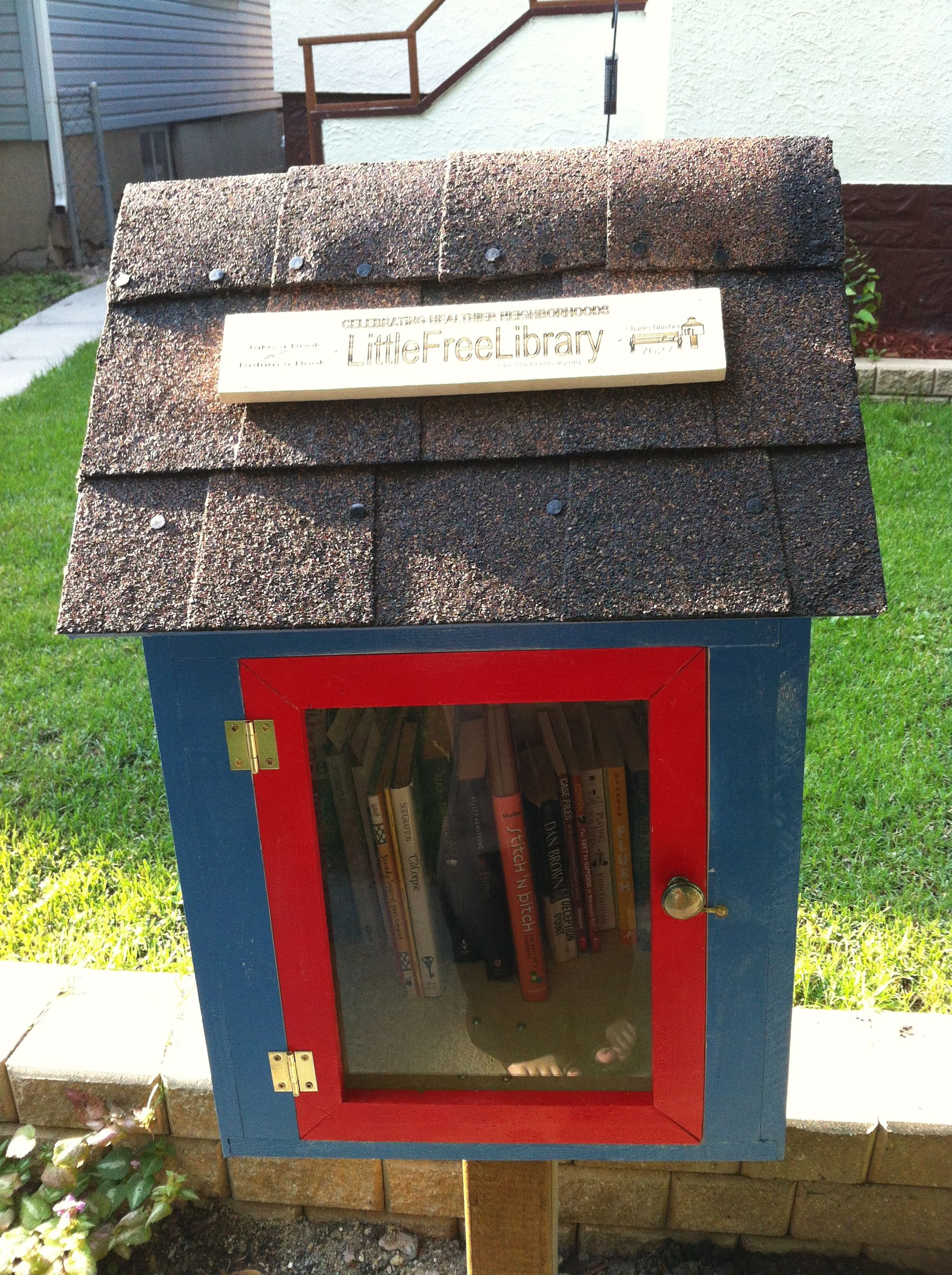 Pin By Little Free Library On Painted Perfection Libraries Little Free Libraries Little Library Free Library