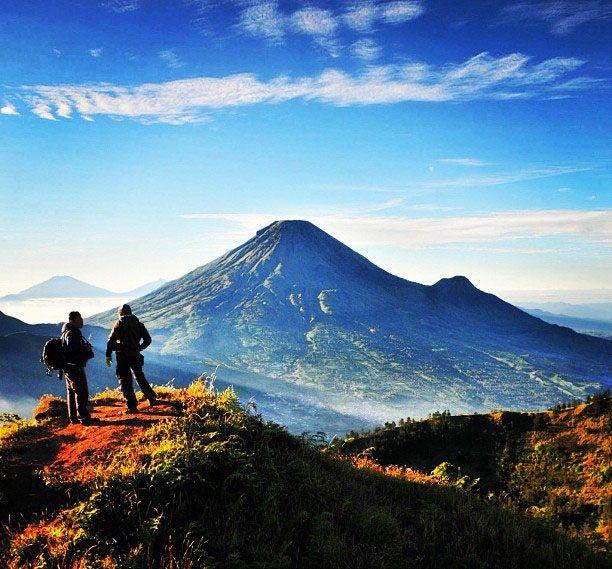 Dieng Wonosobo Central Java Wonderful Indonesia Pemandangan Indonesia